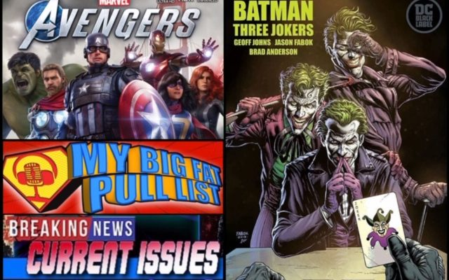 My Big Fat Pull List - Volume 3 - Current Issues Episode 8 (September 2020)
