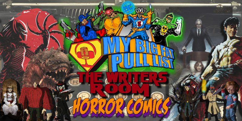 MBFPL - Vol3 - Writers Room: Horror Comics