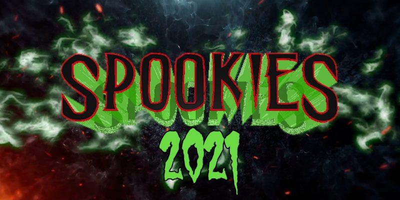 3rc Annual 2GuysTalkingHorror Spookies - Winners Video!